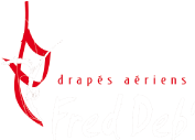 compagnie drapés aériens - Fred Deb
