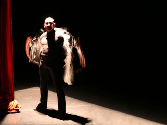 Equipe artistique - Fetsival de Boulder (USA) - Jacques Bertrand, show, aerial dance usa