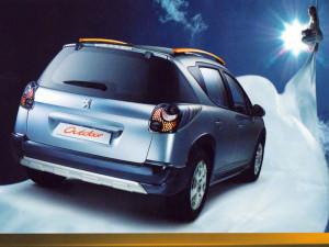 Show et numeros - Publicité Peugeot 207 SW Outdoor (11)