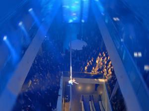 Show et numeros - Soirée d'inauguration Saturne (08)