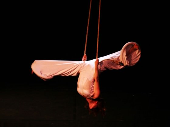 - art du cirque, danse, spectacle
