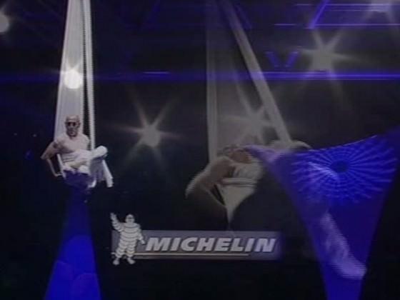Soirée spectacle Michelin avec Jacques Bertrand et Fred Deb'