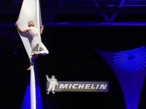 Soirée spectacle Michelin avec Jacques Bertrand
