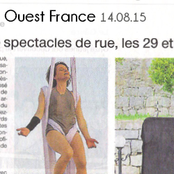 Ouest France-Festi'artsdelarue 14.0816-Médias